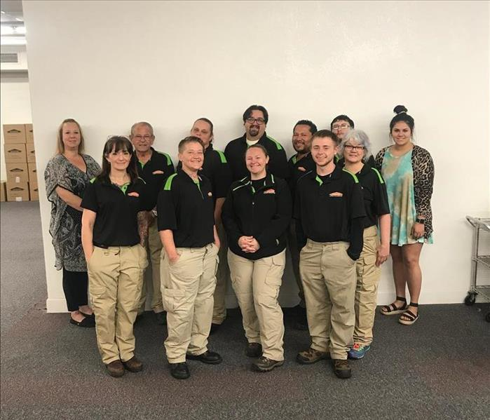 Why SERVPRO A Company That Gives Back