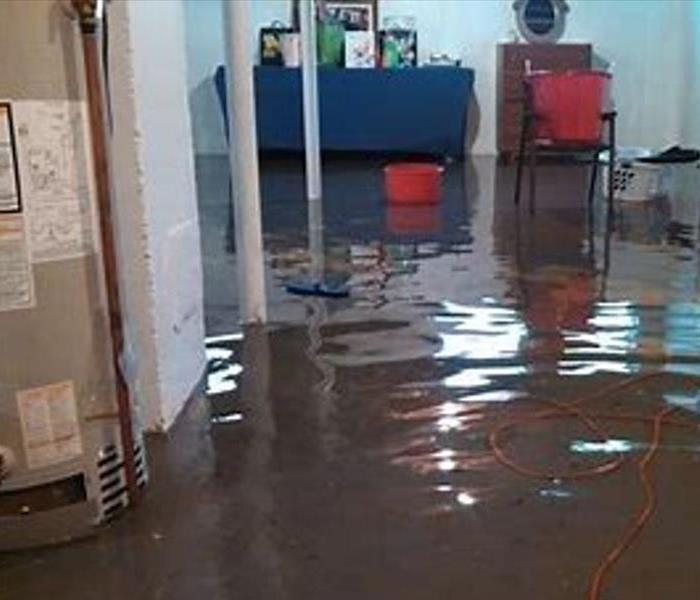 Water Damage What to Do Until Help Arrives -Water Damage