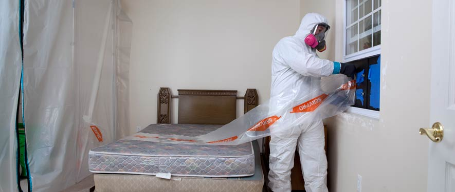 Amarillo, TX biohazard cleaning