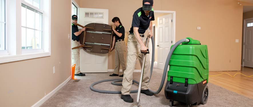 Amarillo, TX residential restoration cleaning